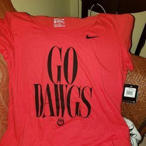 Georgia Bulldogs tshirt